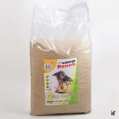 Benek Corn Cat Katzenstreu