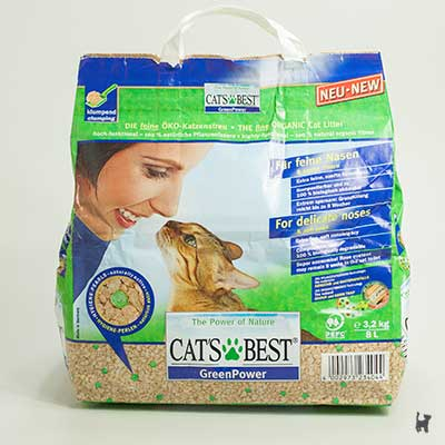 Cats Best Green Power Katzenstreu