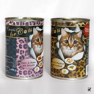 O'Canis Nassfutter für Katzen