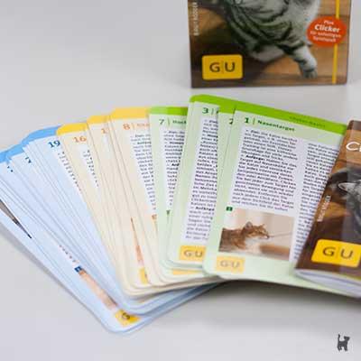 Lernkarten aus der GU Clickerbox