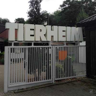 Hier gehts ins Tierheim Bochum