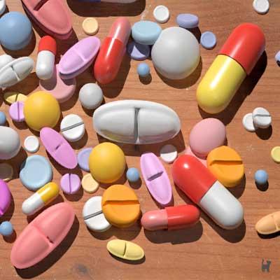 Die Verabreichung einer Vielzahl von Medikamenten steht vor der Einschränkung